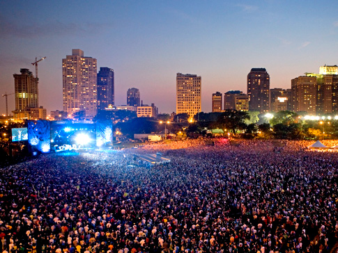 Chicago Lollapalooza